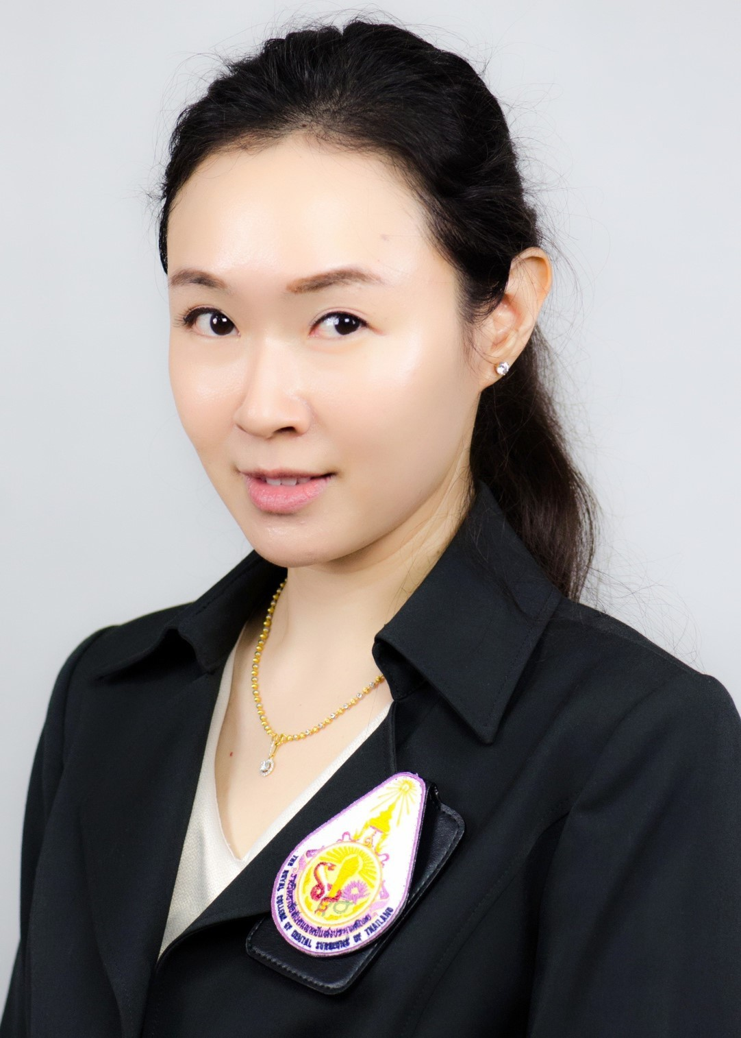 อาจารย์ ทันตแพทย์หญิง ดร.ภัคสินี กมลรัตนกุล